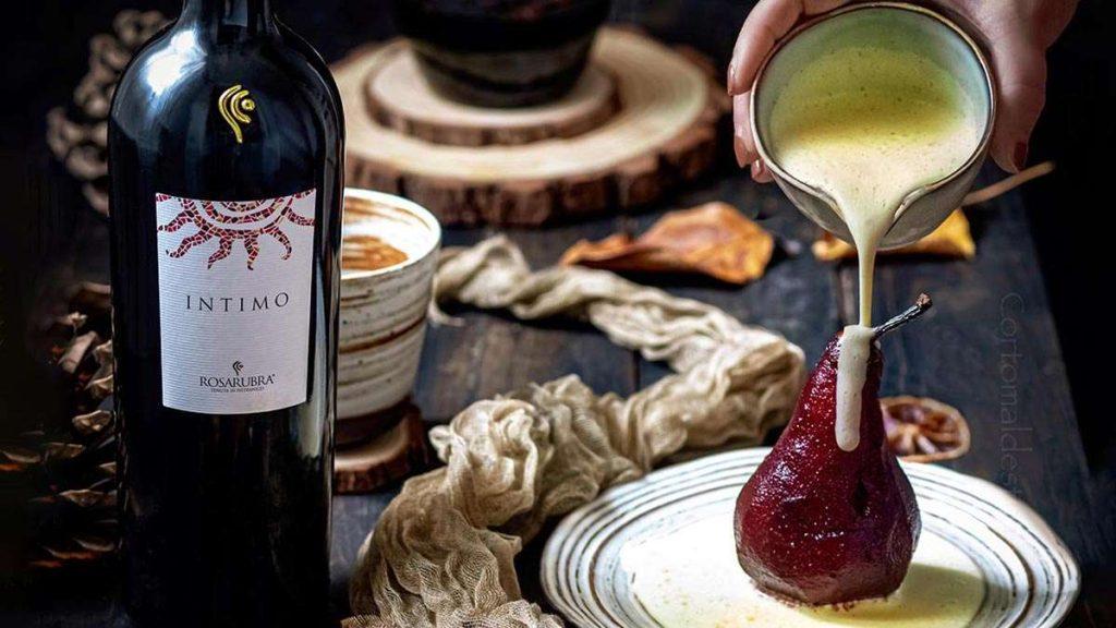 pere al vino